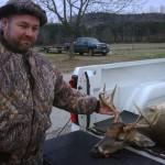 Brent Bullock's 2010 Buck