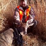 Lee Bullock's 2011 Buck