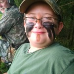 """Mikey """"Twig"""" Bedford gettin ready to can a few doves!"""